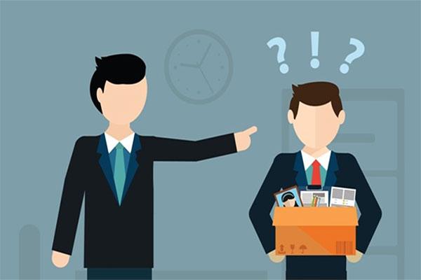 تصویر از چگونه تصمیم بگیرید آیا باید یک کارمند را اخراج کنید !