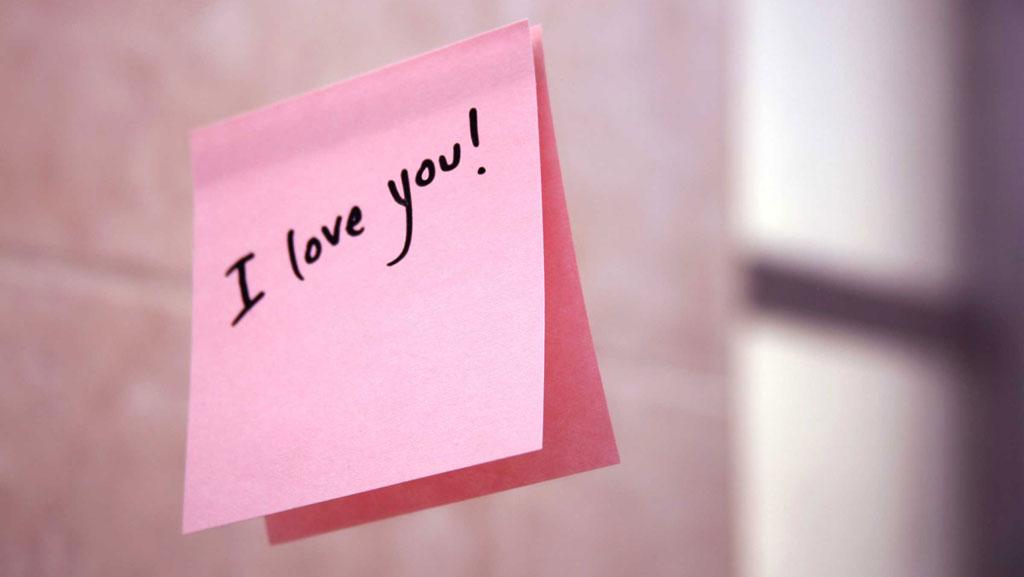 بیان احساسات به همسرتان