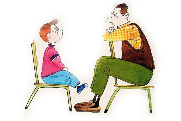 مشورت با کودک