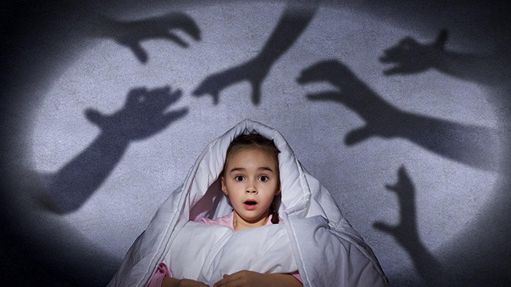 وحشت کودک