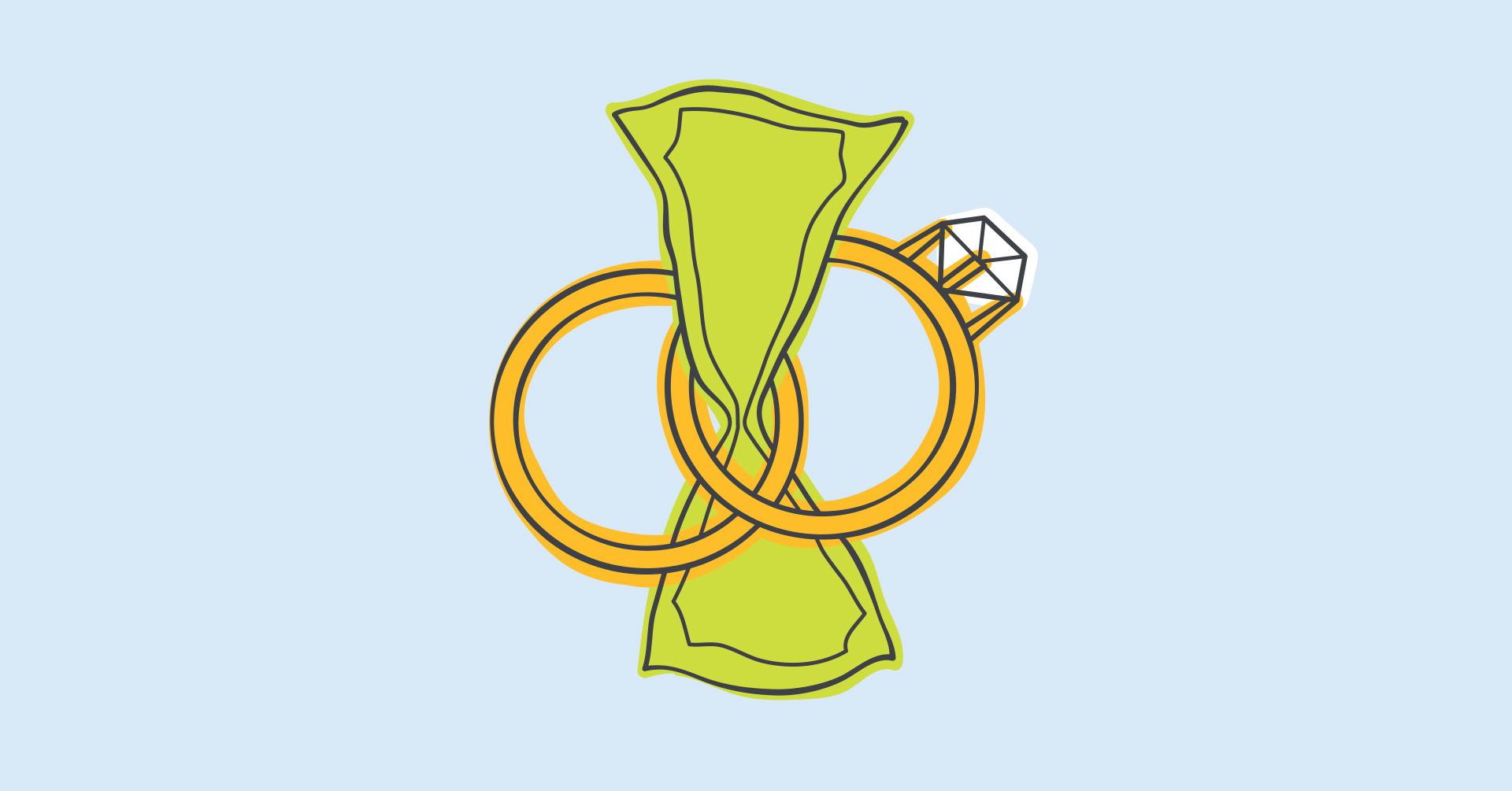 تصویر از اهمیت و نقش پول در زندگی زناشویی