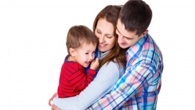 تربیت فرزند در خانواده هسته ای