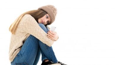 تصویر از راه حل مشکلات تنهایی و خجالت و وابستگی