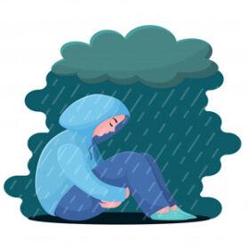 علائم افسردگی در نوجوانان و جوانان