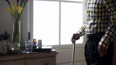 نشانه های افسردگی در سالمندان