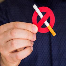 تکنیکی آسان برای ترک سیگار