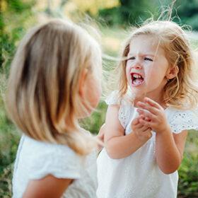 راه های جلوگیری از عصبانیت و پرخاشگری در کودکان