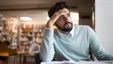 راه حل نگرانی و اضطراب کنکور چیست؟