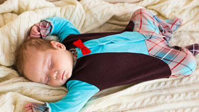 تصویر از آنچه والدین باید راجع به خواب کودکان بدانند !