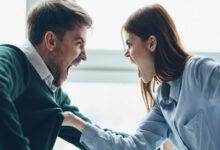 تصویر از با همسر بد دهان چگونه رفتار کنیم ؟