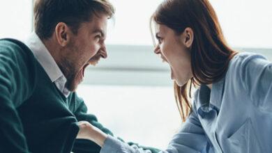 با همسر بد دهان چگونه رفتار کنیم