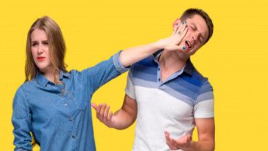 تصویر از برای جلوگیری از دعوای زن و شوهر چه کنیم ؟
