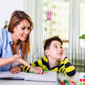 علاقمند کردن کودکان به درس