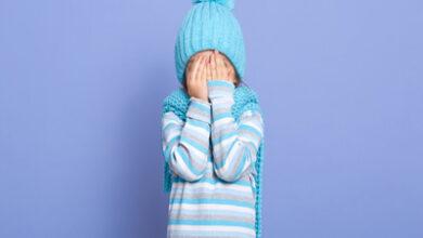 تصویر از راه های مقابله با خجالتی بودن کودک