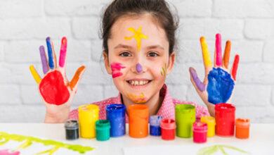 تصویر از با مفهوم هنر و اهمیت آن در کودکان آشنا شوید