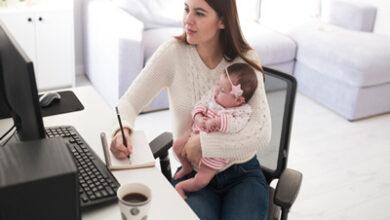 تصویر از اثرات مادران شاغل بر زندگی فرزندان