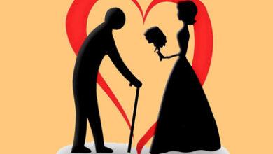 تصویر از نکات مهم درباره اختلاف سنی در ازدواج