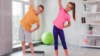 نکات کلیدی در اهمیت ورزش برای کودکان