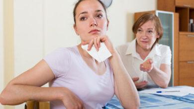 تصویر از راهکار های موثر برای حل اختلاف با مادر شوهر