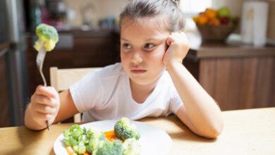 تصویر از تاثیرات و مشکلات بد غذا خوردن در کودکان