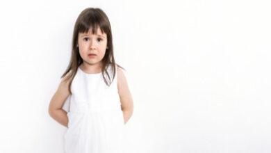 تصویر از چرا کودک از کودکان دیگر می ترسد ؟
