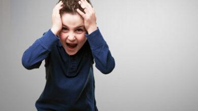 تصویر از چگونه از جیغ زدن کودکان جلوگیری کنیم ؟