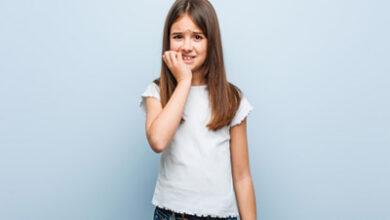 تصویر از چگونه از ناخن جویدن کودکان جلوگیری کنیم ؟
