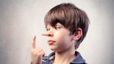 تصویر از چرا کودکان دروغ می گویند و چگونه از آن جلوگیری کنیم؟