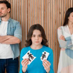 چگونه به کودکان طلاق کمک کنیم؟