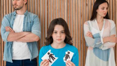تصویر از چگونه به کودکان طلاق کمک کنیم؟
