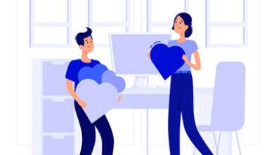 تصویر از اهمیت تفاوت قد در انتخاب همسر