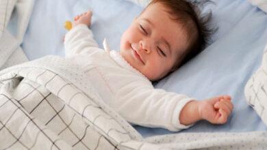 تصویر از میزان خواب کودکان چقدر باید باشد ؟