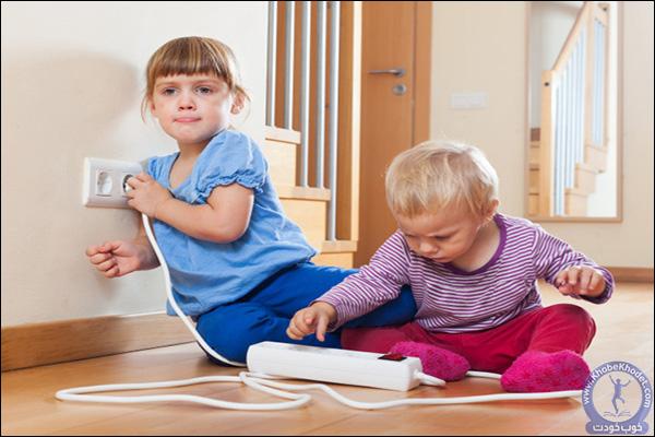وسایل خطرناک برای کودک