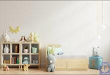 تصویر از ایده هایی برای طراحی اتاق نوزادان ۱ تا ۲ سالگی