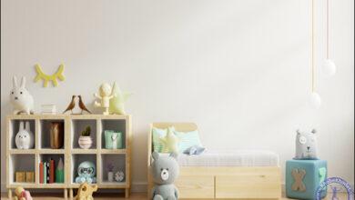 ایده هایی برای طراحی اتاق نوزادان ۱ تا ۲ سالگی