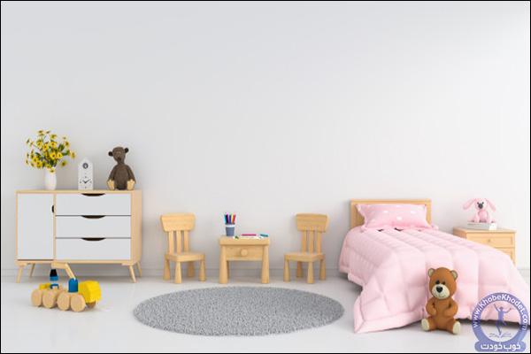 طراحی اتاق نوزادان دو سالگی