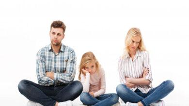تصویر از علل عذاب وجدان والدین در رابطه با اشتباهات تربیتی فرزندان