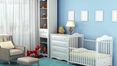 ایده هایی برای طراحی اتاق نوزادان نوپا