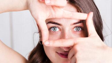 تصویر از چطور با کمک چشمهایت کسی را به خودت علاقه مند کنی ؟