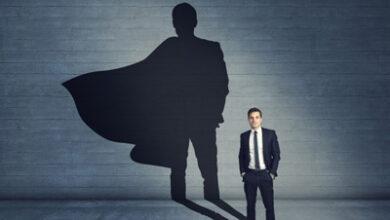 چطور میتوانی هر جا که میروی مثل یک قهرمان بزرگ به نظر بیایی