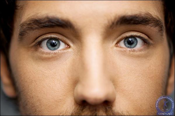 چشم های مردها