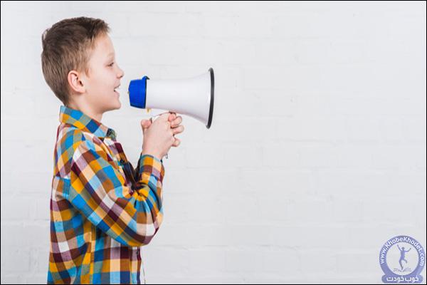کودکان از تولید صدا و موسیقی لذت میبرند