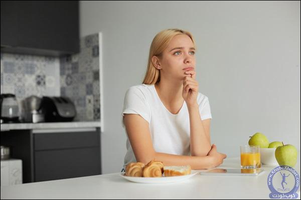 راهکار برای حل خوردن غذاهای مضر