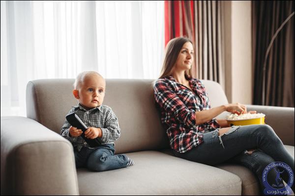 برنامه های تلویزیونی برای کودک