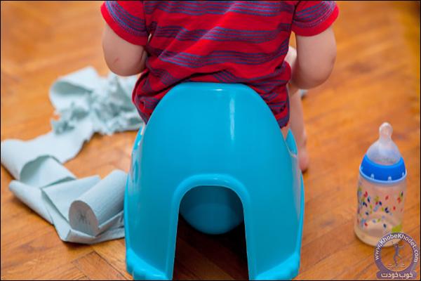 شب ادراری و دستشویی کردن کودکان