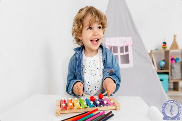 وسایل بازی کودک
