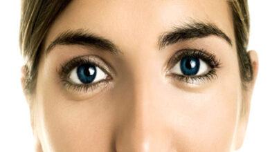 تصویر از چطور با استفاده از چشم هایت میتوانی باهوش به نظر برسی ؟