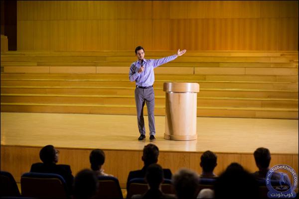 سخنرانی مهارتی آموختنی است