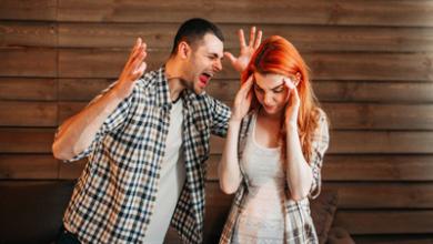 علت و نحوه رفتار با خشم و عصبانیت،بد لباسی همسر