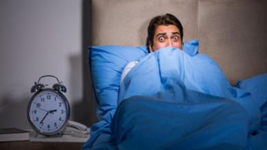 علت کابوس های تکراری شبانه چیست